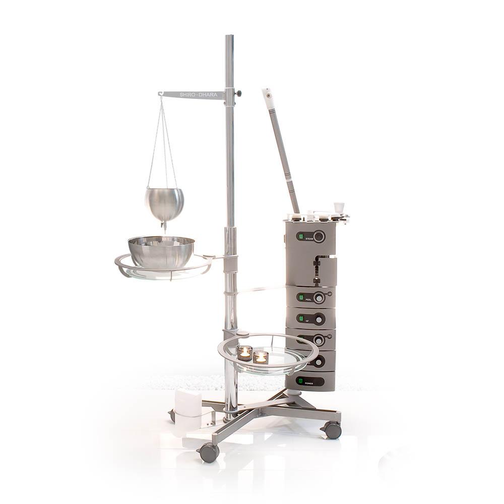 Behandlungsturm Shiro Dhara Twin